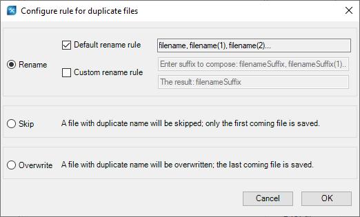 Duplicate files in ReclaiMe Pro.