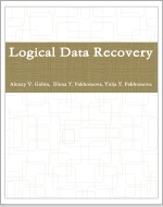 Buy Logical Data Recovery book